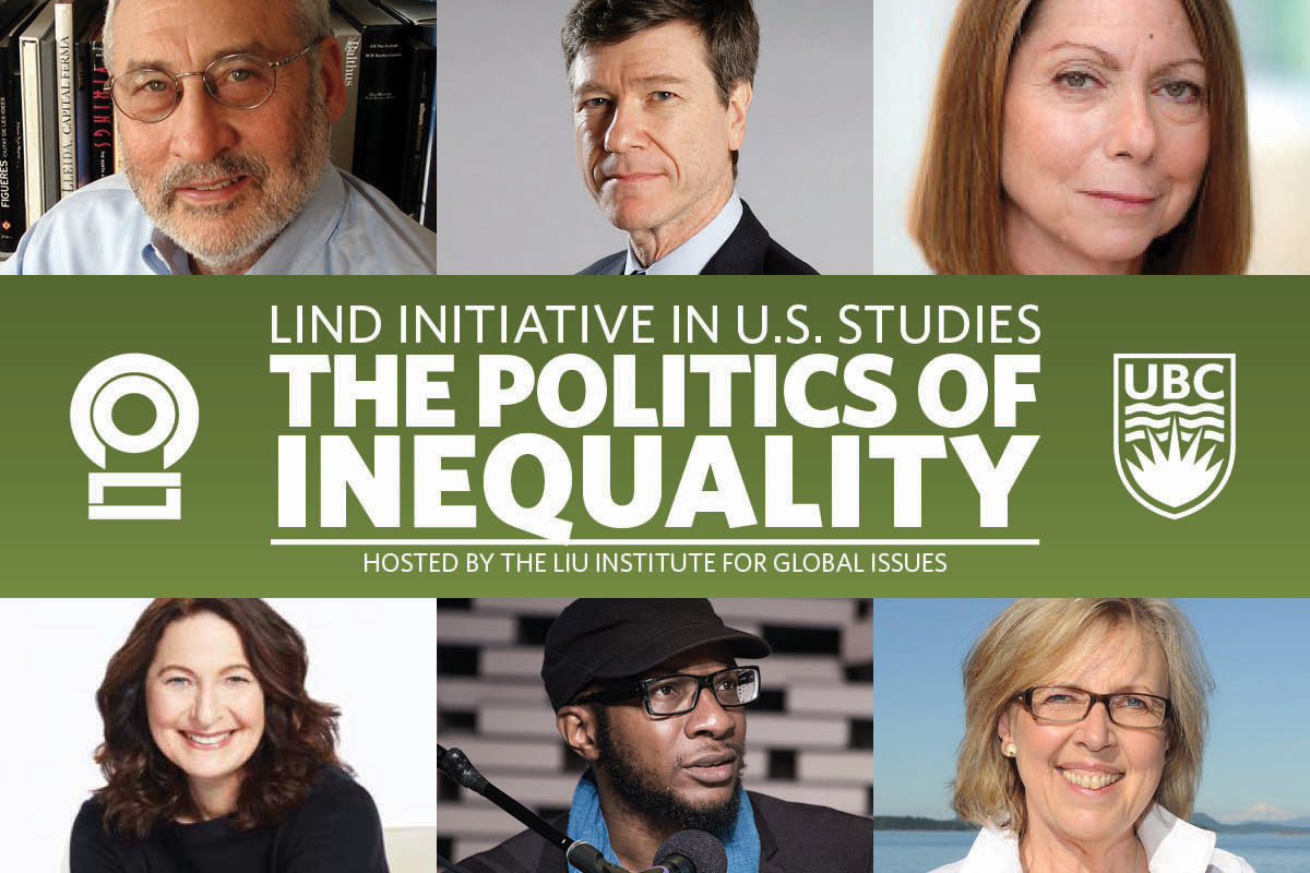 Fall 2015 Series: The Politics of Inequality