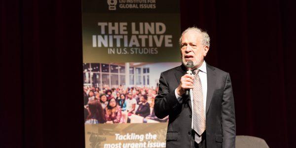 The Lind Initiative Robert Reich