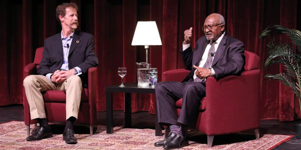 Professor David Boyd & Dr. Bullard